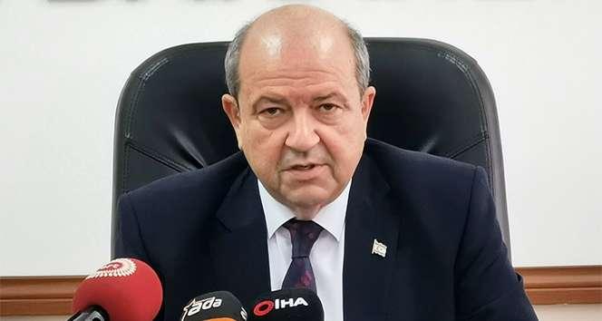 KKTC Cumhurbaşkanı Adayı Tatar: 'UBP yüzde 33'e varan oy oranıyla zafer elde etmiştir'