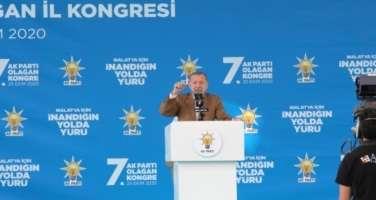 CUMHURBAŞKANI ERDOĞAN'DAN MACRON VE WİLDERS'E SERT TEPKİ