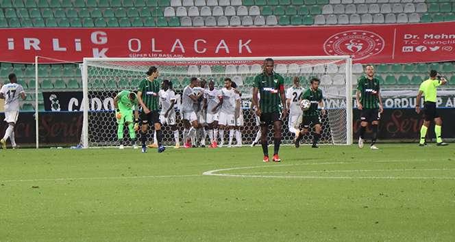 Denizlispor 2-3 Beşiktaş