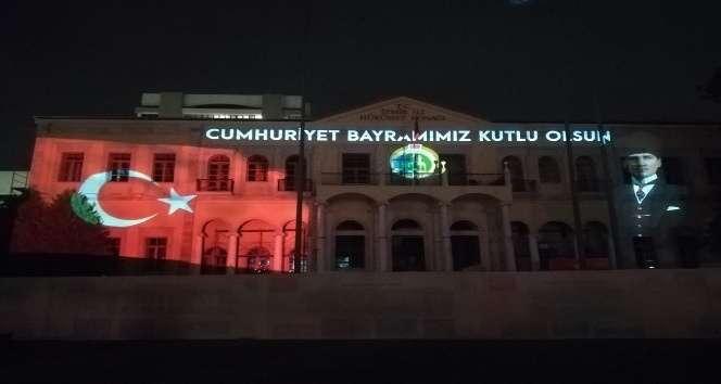 İzmir Valiliğinden Cumhuriyet Bayramı'na özel kutlama