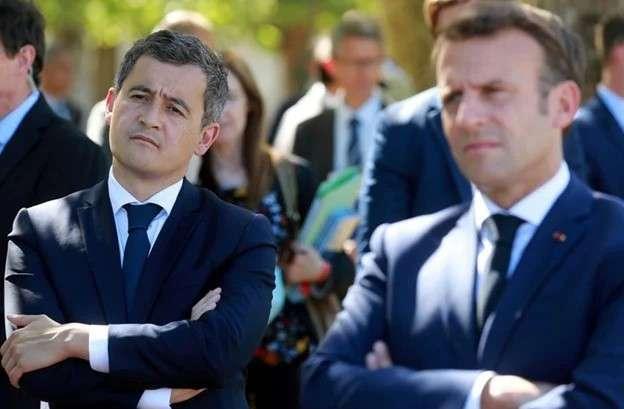 MACRON'UN ATEŞLEDİĞİ FRANSA'DA İSLAM VE DİN DÜŞMANLIĞI HIZ KESMİYOR