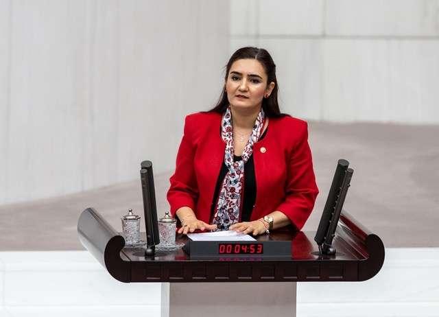 """CHP İzmir Milletvekili Av. Sevda Erdan Kılıç: """"Cumhuriyet, kuvvetini kişi ve zümreden değil halktan alır"""""""