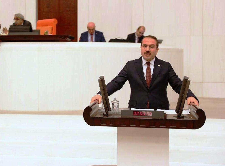 AK Partili Kırkpınar'dan 29 Ekim Mesajı