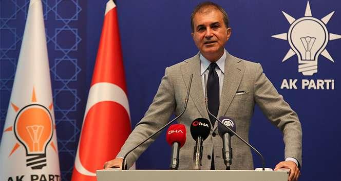 Çelik'ten Kılıçdaroğlu'nun iddialarına yanıt