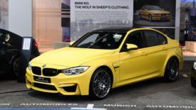 İşte BMW Heritage Collection'dan Competiton!