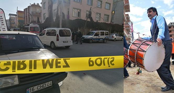 Kahvehanede silahlı saldırıya uğrayan davulcu öldürüldü