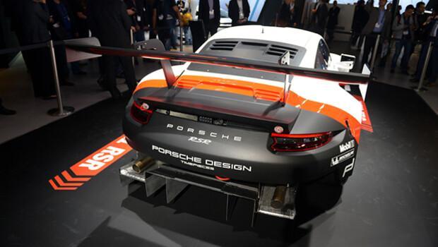 Porsche'den 911'e yeni yaklaşım!