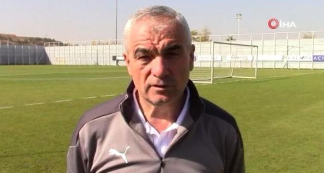 Rıza Çalımbay: 'Avrupa maçları milli maç gibi olacak'