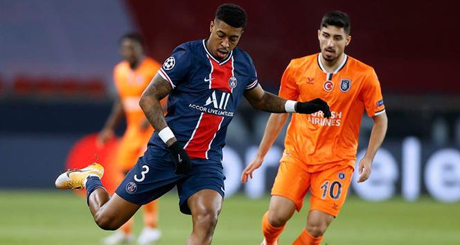 UEFA ŞAMPİYONLAR LİGİ:PSG-BAŞAKŞEHİR:5-1
