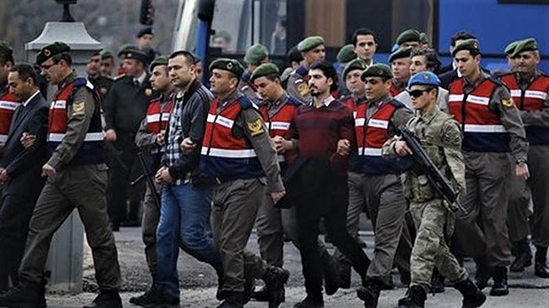KARA KUVVETLERİ KOMUTANLIĞI'NDAKİ DARBE GİRİŞİMİ DAVASINDA KARAR ÇIKTI..
