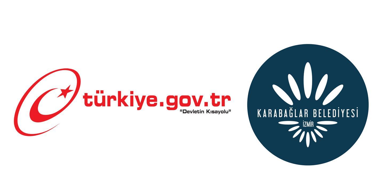 KARABAĞLAR BELEDİYESİ E-DEVLET'TE