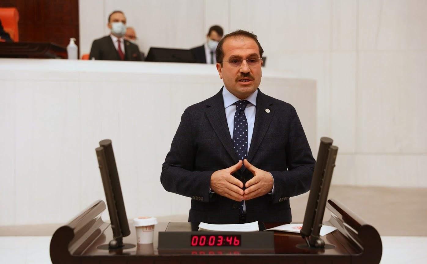 """KIRKPINAR: """"KASKET TAKARAK MİLLETİMİ KANDIRAMAZSINIZ"""""""
