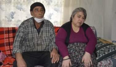 BURDUR'DA YAŞAYAN ENGELLİ KARI-KOCA HER ŞEYE RAĞMEN HAYATA TUTUNUYOR