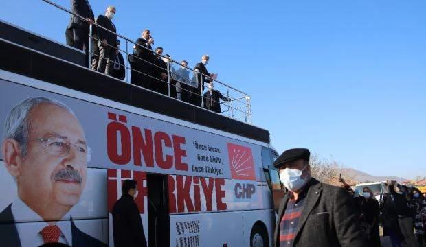 """CHP GENEL BAŞKAN YARDIMCISI ÖZTUNÇ'A """"KULAK ÇEKME"""" TEPKİSİ"""
