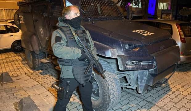 İSTANBUL'DA TERÖR ÖRGÜTÜ DEAŞ'A YÖNELİK EŞ ZAMANLI OPERASYON