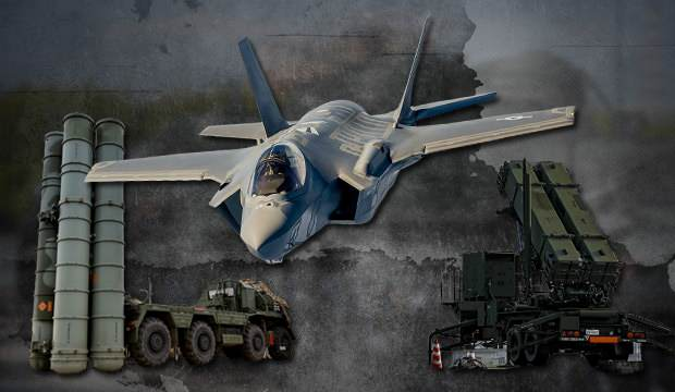ABD'DEN F-35 VE S-400 AÇIKLAMASI: TÜRKİYE'YE ANLAMSIZ SUÇLAMA!