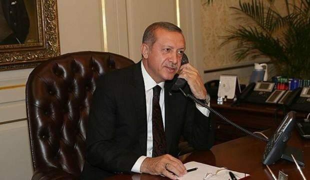 ERDOĞAN'DAN LİBYA'YA ÖNEMLİ TELEFON! TEBRİK ETTİ