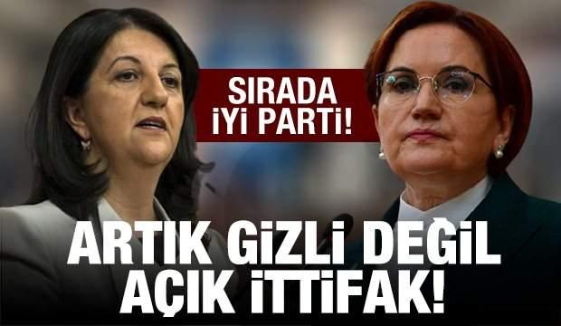 HDP'DEN İTTİFAK GÖRÜŞMESİ! SIRA İYİ PARTİ'YE GELDİ