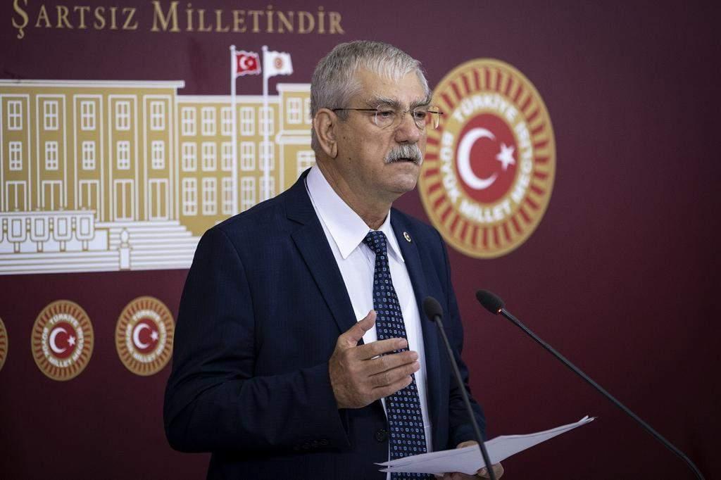 CHP'Lİ BEKO:AKP İKTİDARI ÜLKEYİ 1 DAMLA SUYA MUHTAÇ EDECEK!