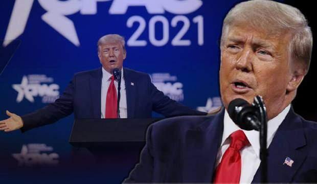 ABD'NİN ESKİ BAŞKANI TRUMP AÇIKLADI: ADAY OLACAK MI?ABD'nin eski Başkanı Trump açıkladı: Aday olacak mı?