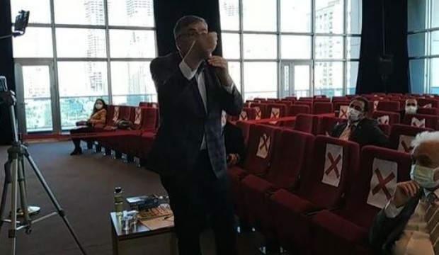 CHP'Lİ İSİMDEN KÜFÜR SKANDALI !