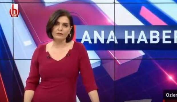 HALK TV SPİKERİ ÖZLEM GÜRSES'TEN YALAN HABER İTİRAFI!KANSER HASTASINI ALET ETTİLER