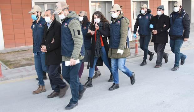 PKK'NIN CEZAEVİ YAPILANMASINA OPERASYON: HDP ESKİ İL BAŞKANI GÖZALTINDA