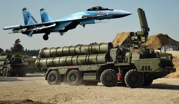 SUUDİ ARABİSTAN'DAN S-400 VE SU-35 HAMLESİ!