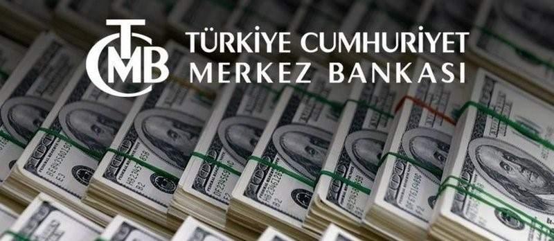 MERKEZ BANKASI REZERVLERİ 89 MİLYAR 541 MİLYON DOLAR OLDU