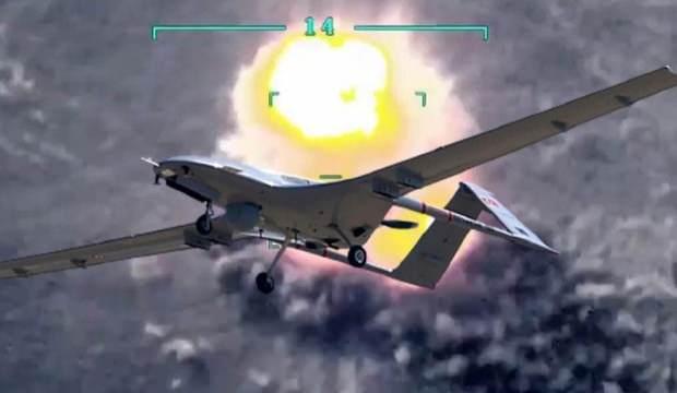ABD BASININDAN TÜRK SİHA'LARIYLA İLGİLİ BOMBA HABER