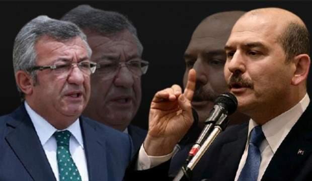 ENGİN ALTAY'IN SKANDAL İFADELERİNE BAKAN SOYLU'DAN SERT YANIT!