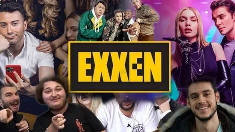 EXXEN ARTIK AKILLI TV'LERDE..