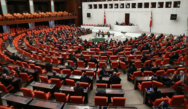 KABİNE REVİZYONUYLA MECLİS'TEKİ SANDALYE DAĞILIMI DEĞİŞTİ