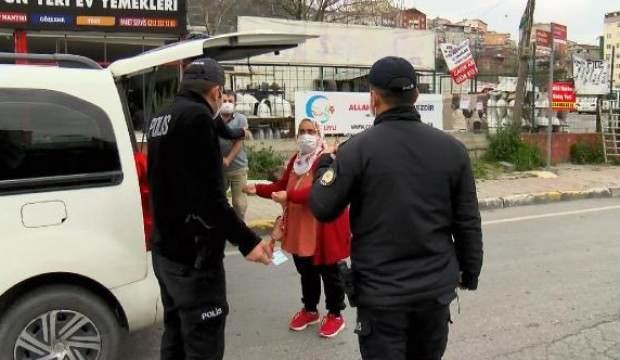 """MARKETE ÇIKTIK"" DİYEN ÇİFT CEZADAN KURTULAMADI"