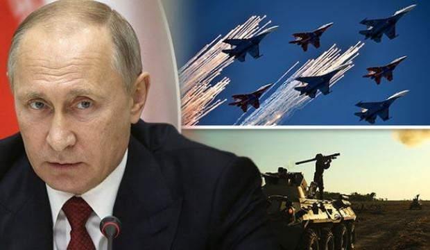 UYDU GÖRÜNTÜLERİ YAYINLADI: RUSYA'NIN KARADENİZ SAVAŞ PLANI SIZDIRILDI