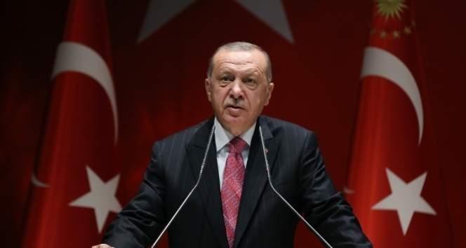 Cumhurbaşkanı Erdoğan, Nijerya Cumhurbaşkanı Buhari ile görüştü