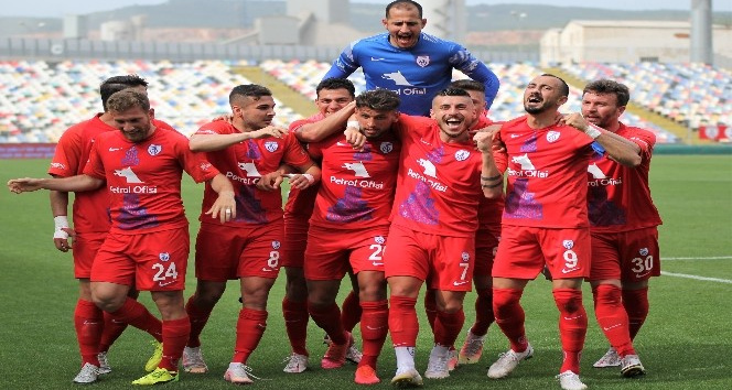 ALTINORDU'NUN HEDEFİ PLAY-OFF BİLETİNİ ALMAK