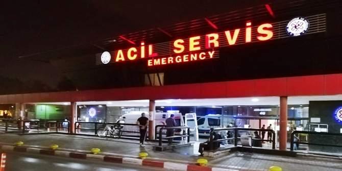 İzmir'de Morgda görevli imamdan polislere keserle saldırı