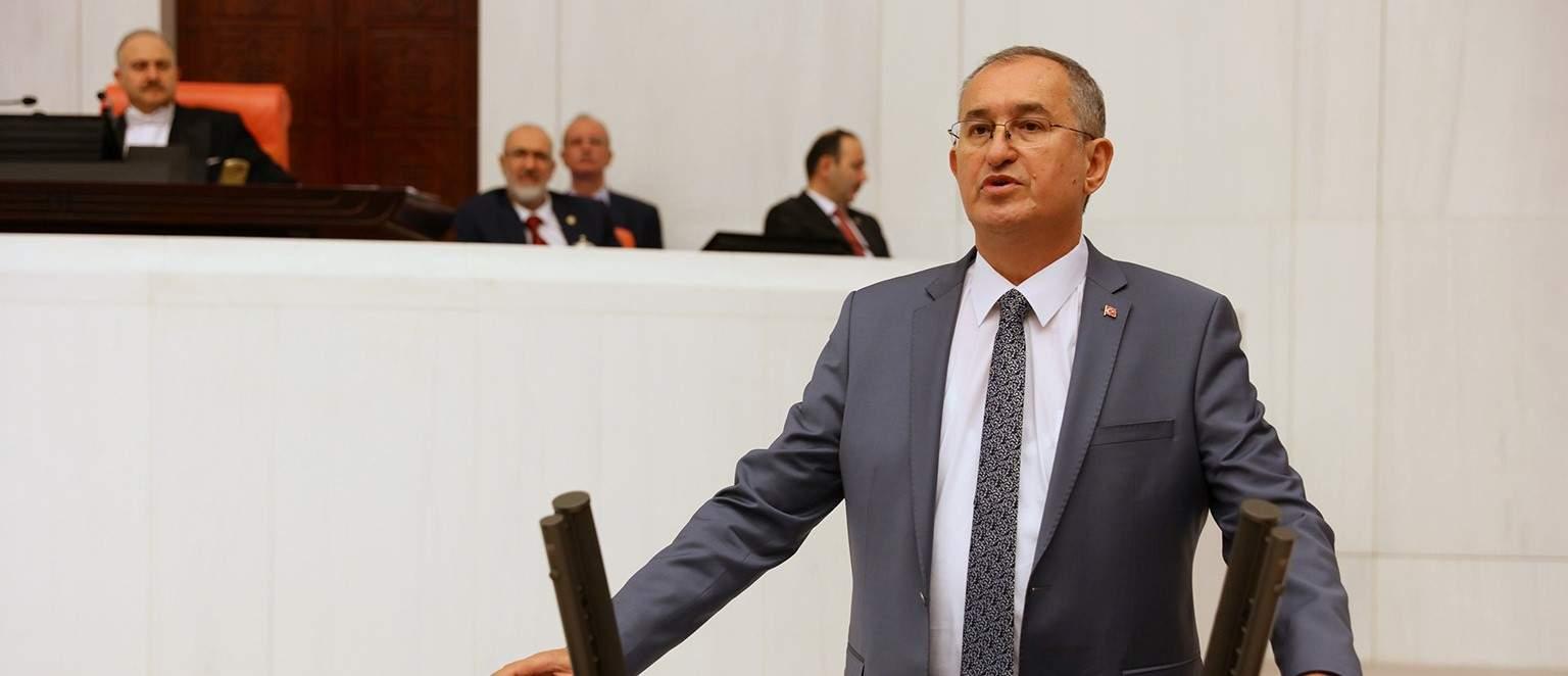 CHP'Lİ SERTEL SES VERDİ: 'OHAL'DE KOMİSYONDAN BAŞLAYIN