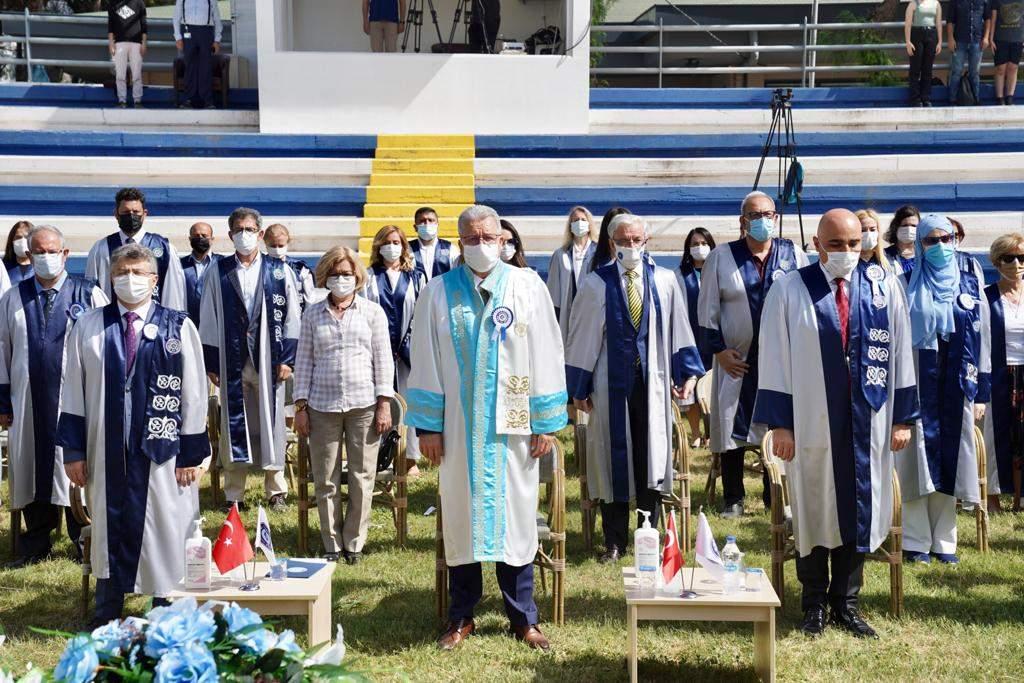 Ege Üniversitesi 66'ncı yaşını coşkuyla kutladı