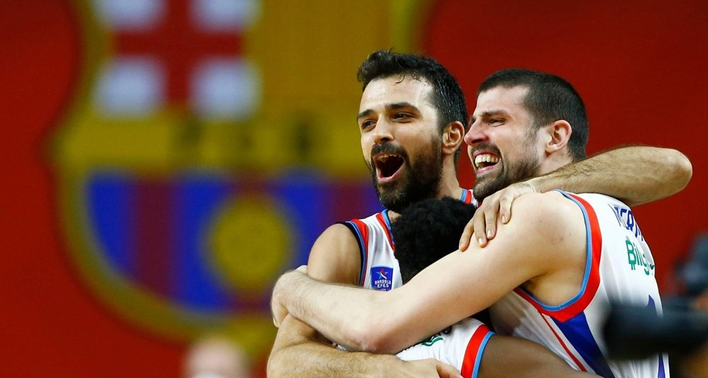 Tarihi zafer: Anadolu Efes Euroleague Şampiyonu