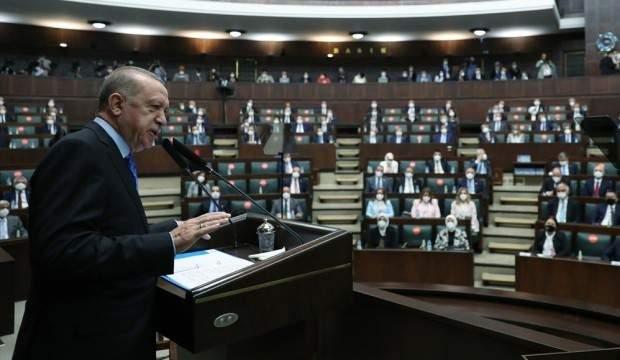 Cumhurbaşkanı Erdoğan: 661 milyar liralık kaynakla milletimizin yanında olduk