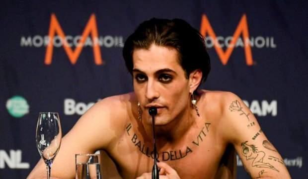 Eurovision birincisi David'in kokain testi sonucu açıklandı!