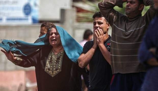 Gazze'de şehit sayısı 87'ye yükseldi