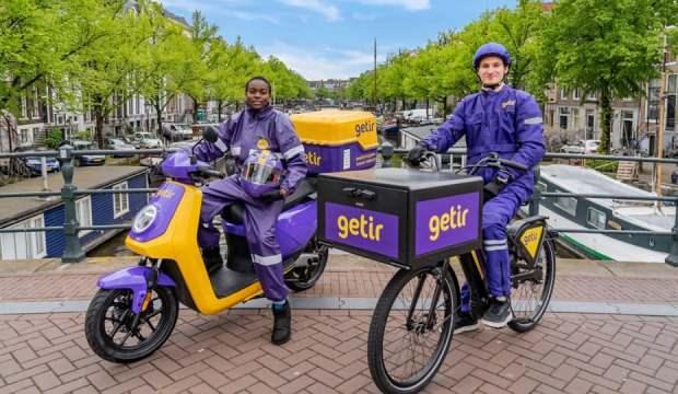 Getir, Amsterdam'da hizmete başladı