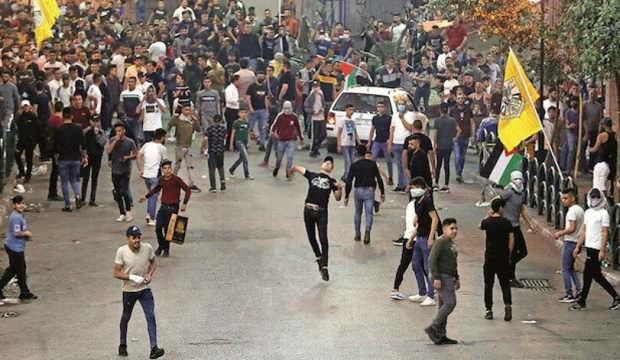 İsrail'i bu gençler yakacak!