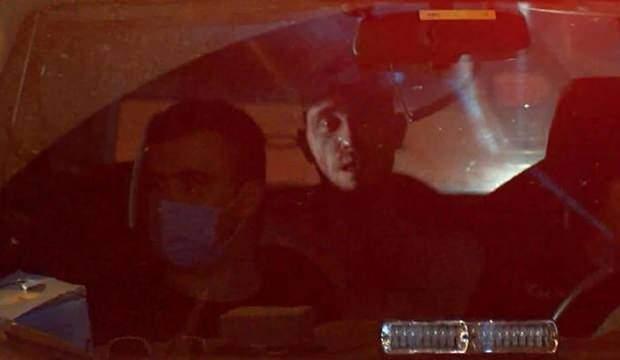 İSTANBUL'DA HAREKETLİ GECE! POLİS KAPIYI KIRARAK GİRDİ