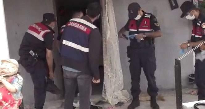 İzmir'de suç örgütüne şok baskınlar: 14 gözaltı