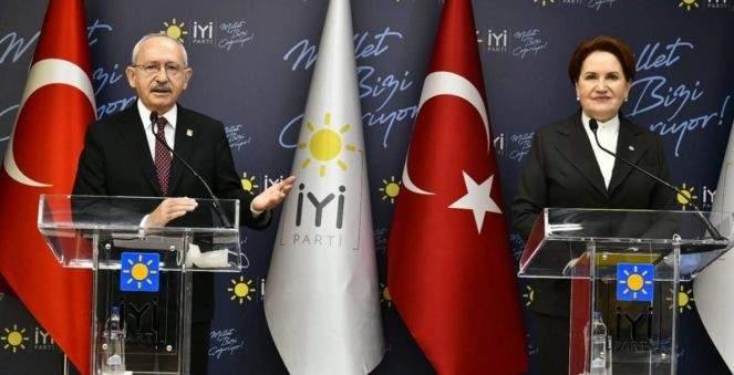Meral Akşener ve Kemal Kılıçdaroğlu'ndan erken seçim çağrısı