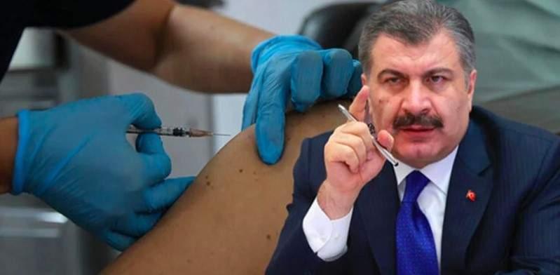 Bakan Koca: 'Aşı programında yeni bir kademeye geçiyoruz'